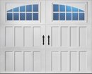 Classica Steel Garage Doors