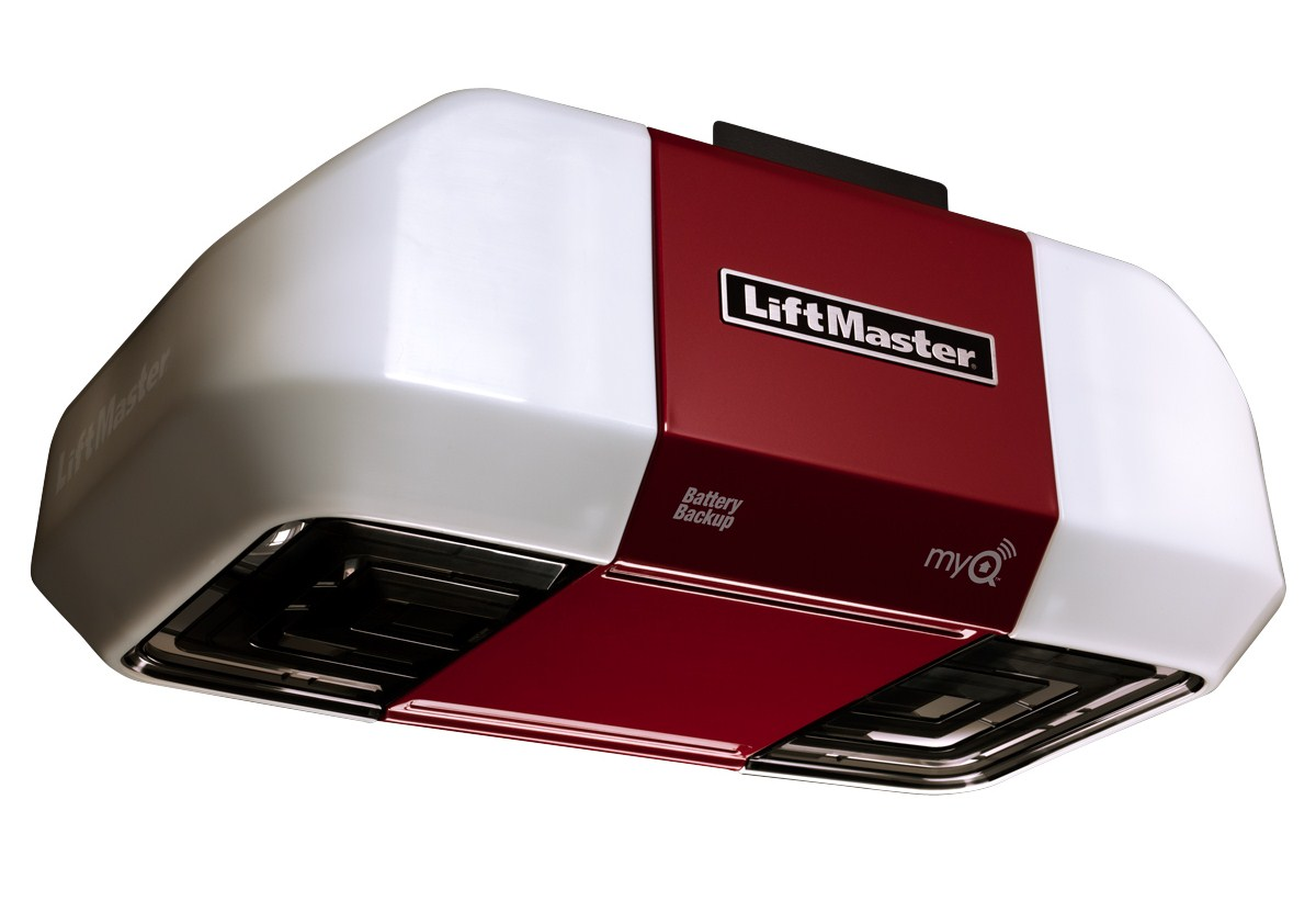 opener door new garage installation liftmaster craftsman