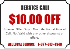 Service Call Offer